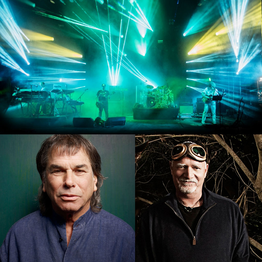 The Disco Biscuits with Mickey Hart & Bill Kreutzmann
