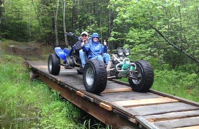 Summer Rig Rides