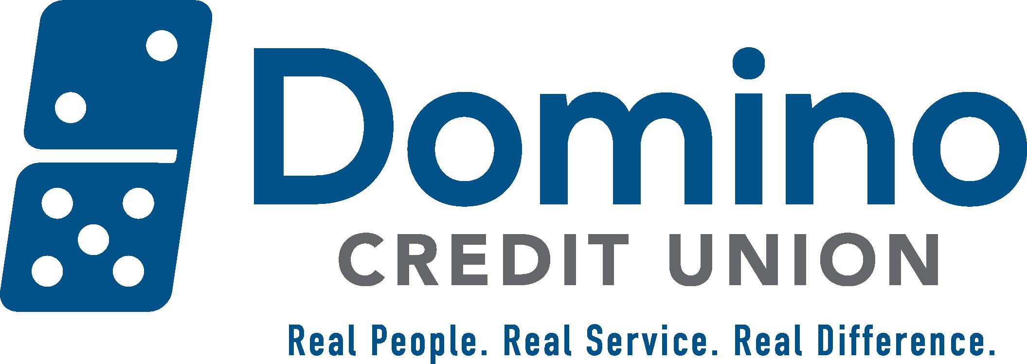 Domino federal credit union logo