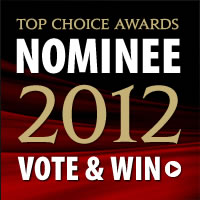 Top Choice Awards 2012 Nominee