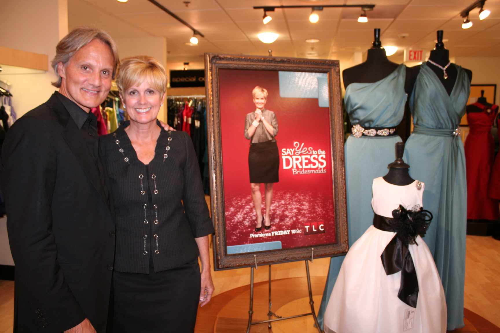 Monte Durham: Say Yes to the Dress - Atlanta