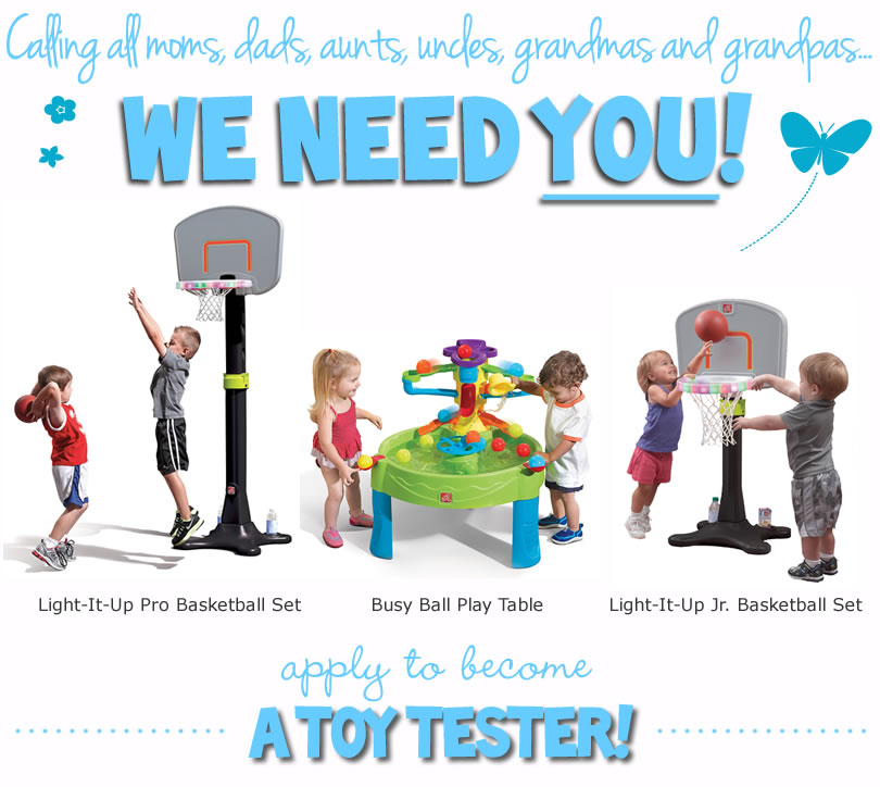 free toy product tester