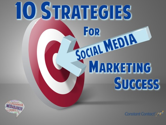 10 Strategies for Social Media Marketing Success