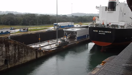 Expanding delivery on the Panama Canal