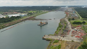 Expanding the Panama Canal