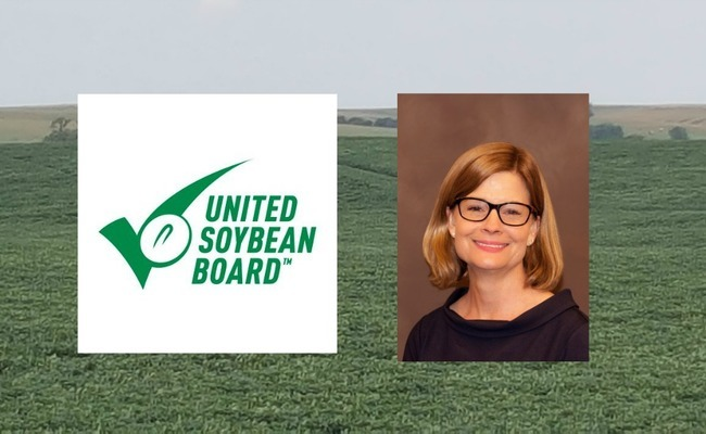 Production top-of-mind for new United Soybean Board CEO