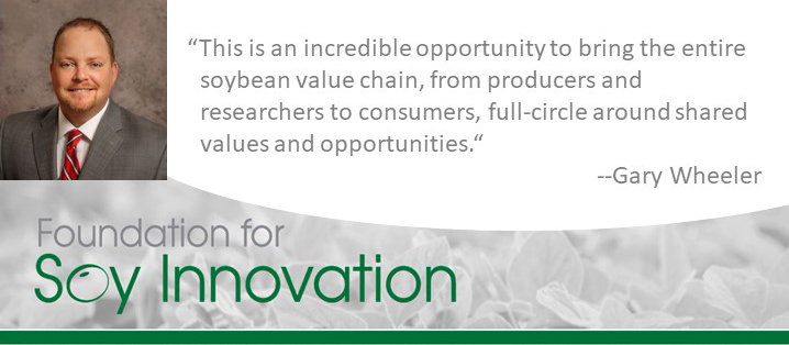 Foundation for Soy Innovation launched