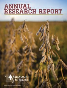 Missouri Soybean Checkoff invested heavily in crop improvement research