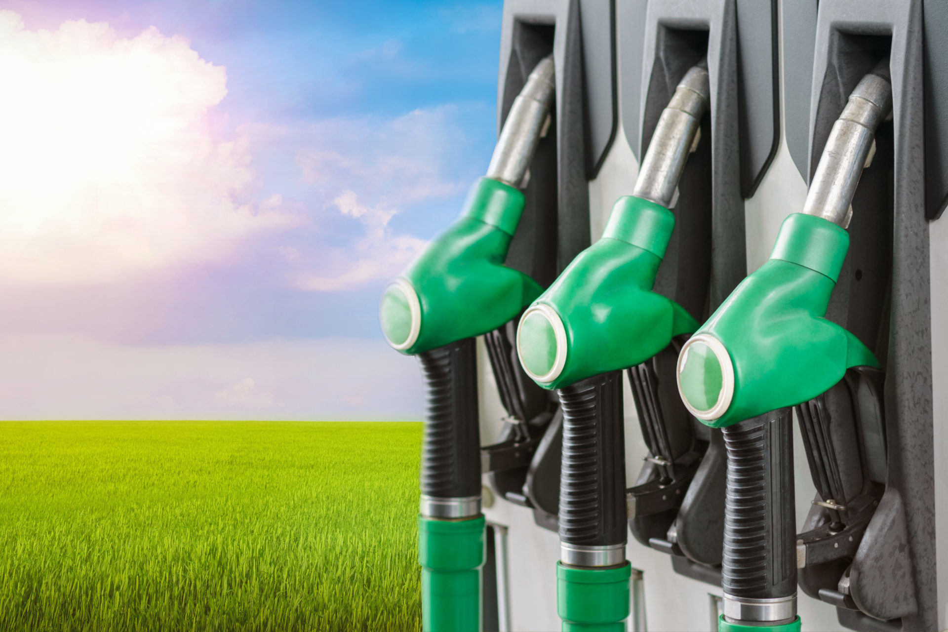 Biodiesel improves farmers' bottom line.