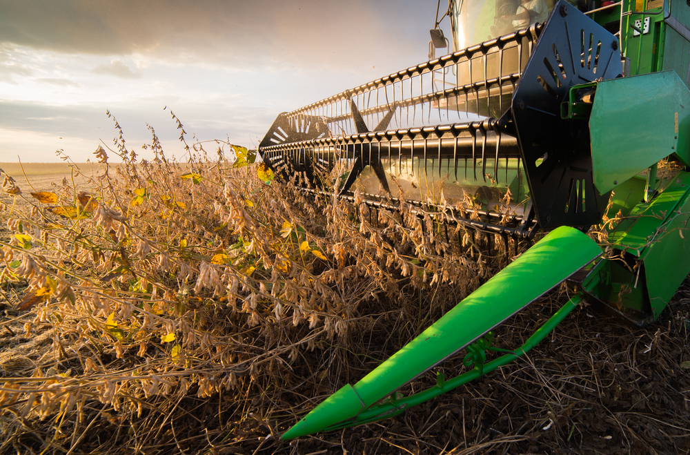 Missouri harvest about finished