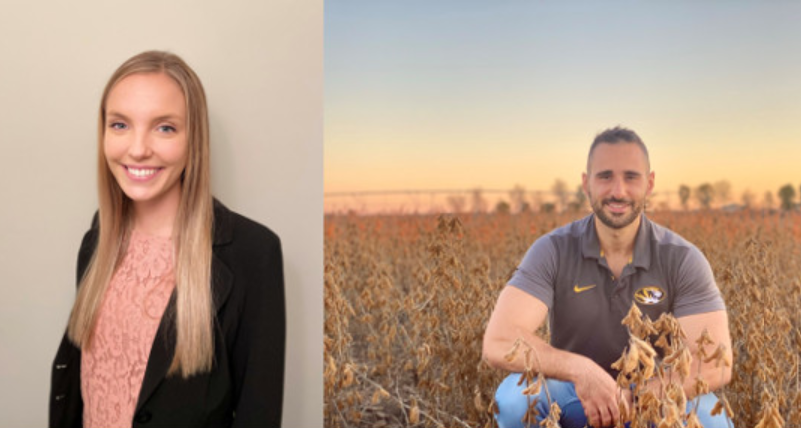 Soy Innovation Scholarship winners focus on weed control and soybean breeding