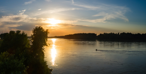 Missouri River should be considered for soybean, grain shipping