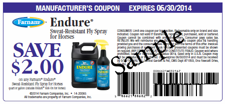 Save $2.00 on Endure