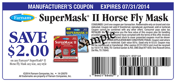 Save $2.00 on SuperMask