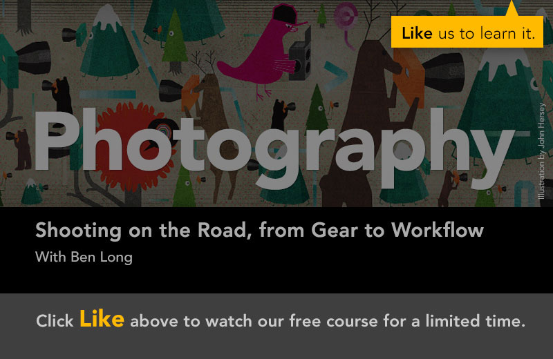 Free Course Limited Time: Photography, Photoshop Masking, Compositing & more worth $150 (Worldwide)