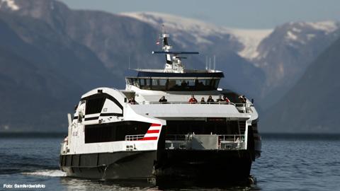 Fjordcruise Bergen - Flåm