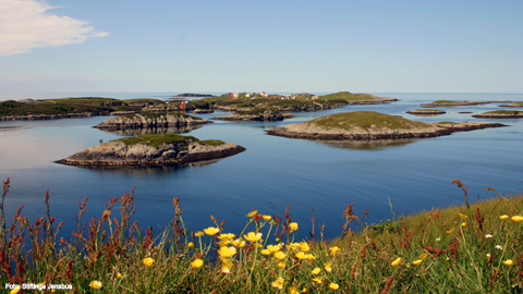 Island hopping to Solund - Bulandet - Værlandet