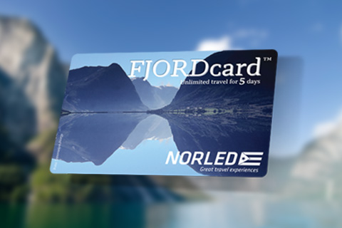 FJORDcard - travel all you want for 5 days