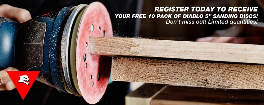 free sanding discs