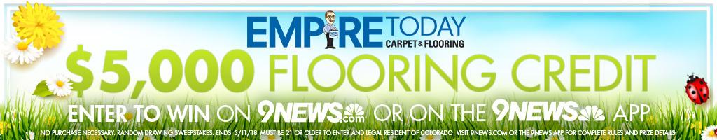empire today $5k flooring credit giveaway