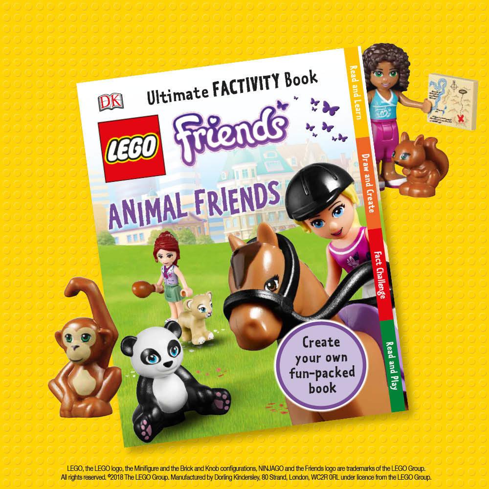 LEGO Friends, Animal Friends