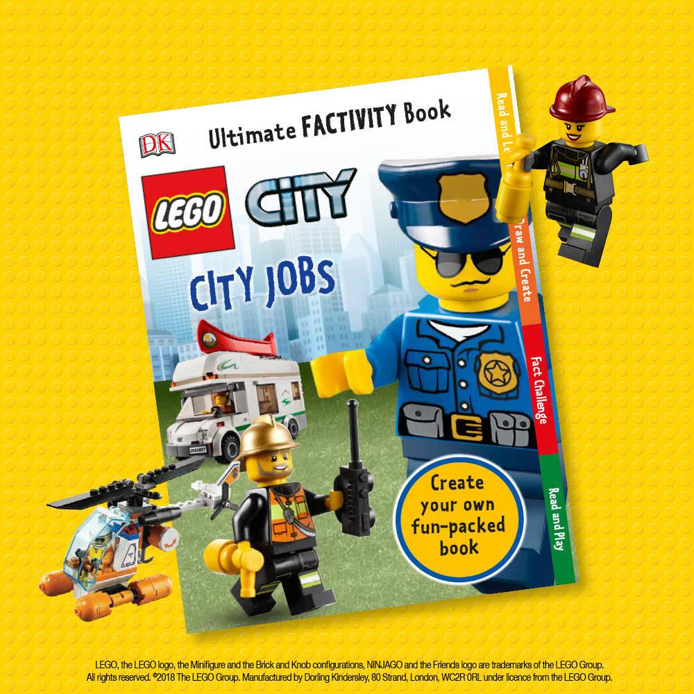 LEGO City, City Jobs