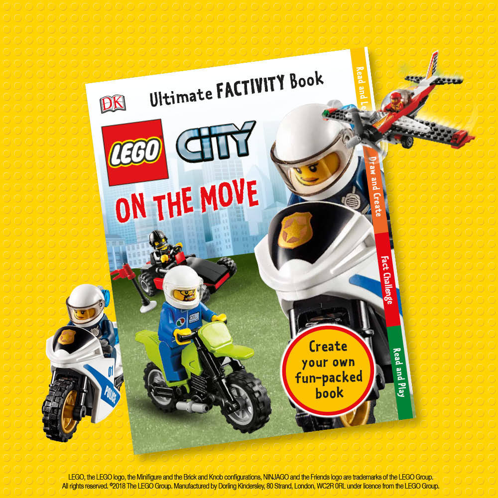 LEGO City, On the Move