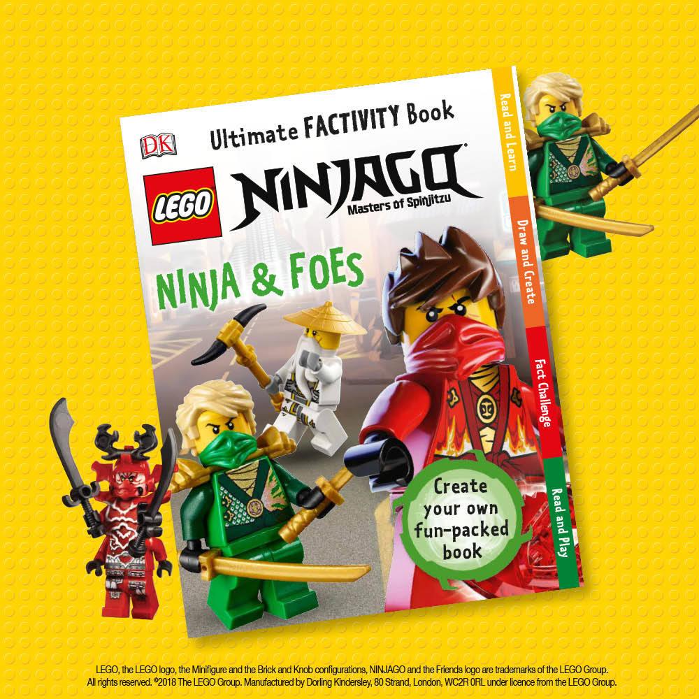 LEGO Ninjago, Ninja & Foes