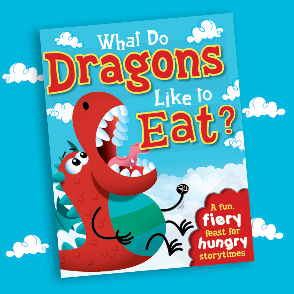 What Do Dragons Like to Eat?