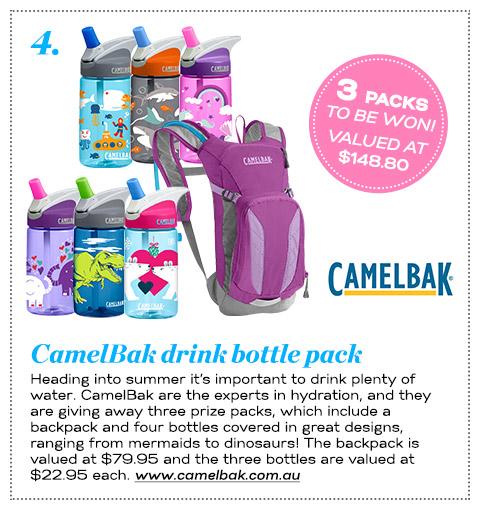 4 Camelbak Pack