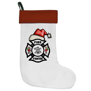 Firefighter Christmas Stocking.Create Your Own Contests At Shortstack Com
