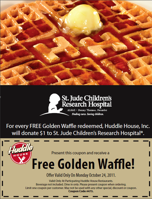 Huddle house online coupons