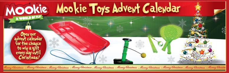 Mookie Toys Advent Calendar