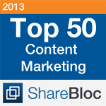ShareBloc's Top 50 Content Marketing Posts of 2013