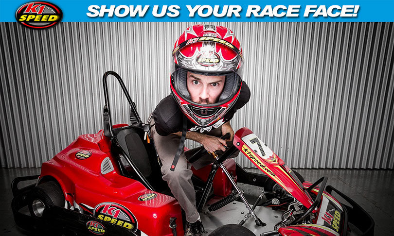 K1 Speed Show Your Race Face Contest Winners!