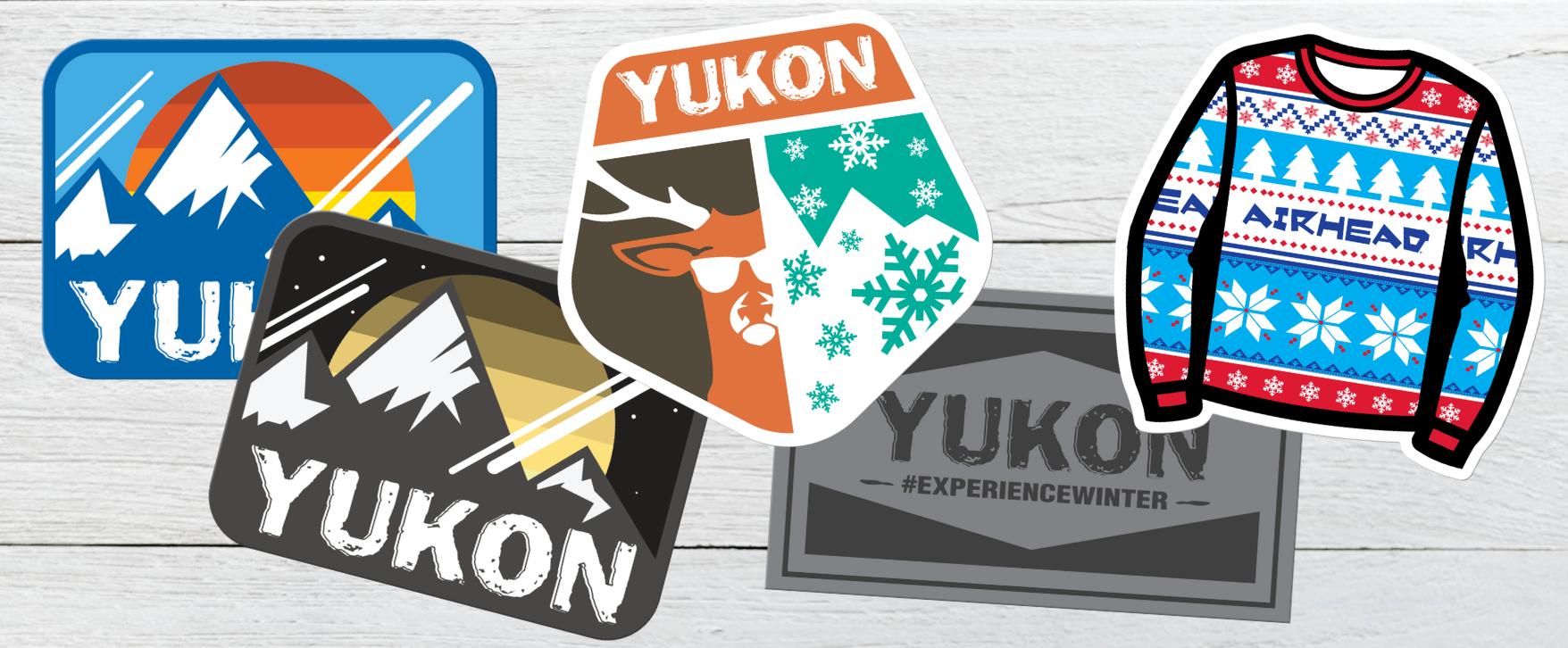 FREE Yukon Charlie's Sticker S...
