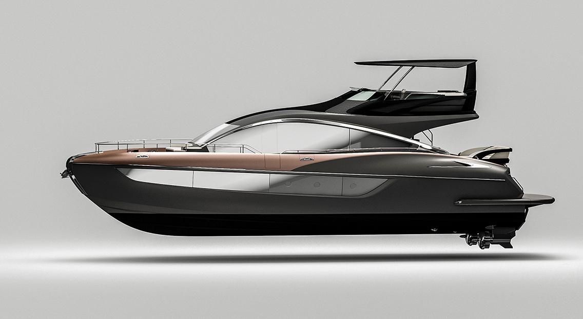 Lexus LY 650 Yacht Proile