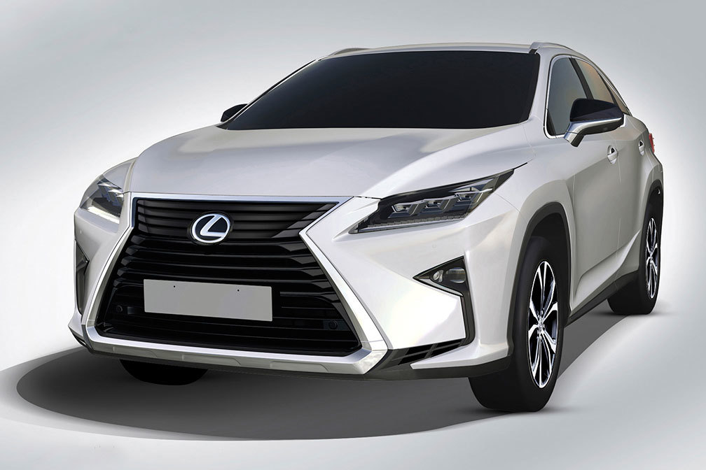 Photo of 2019 Lexus RX 350, Waialua Edition