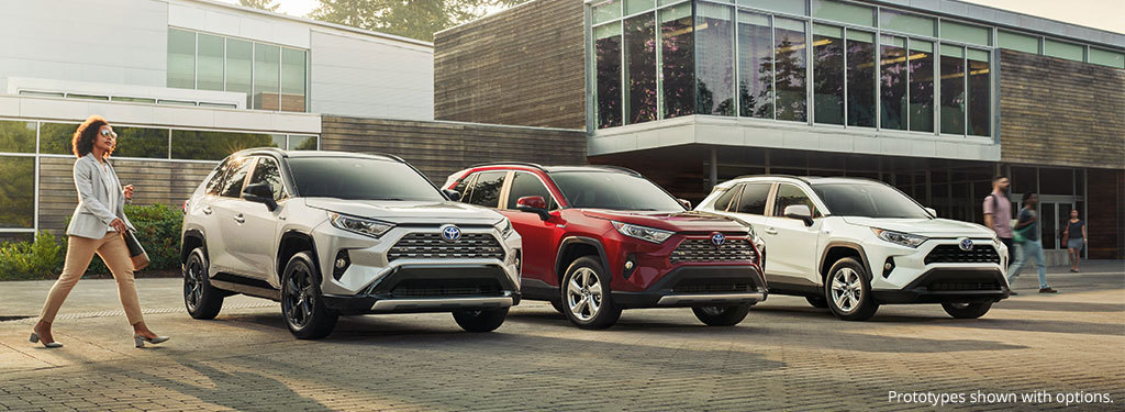 The All New Redesigned 2019 Toyota Rav4 Hybrid Toyota Hawaii