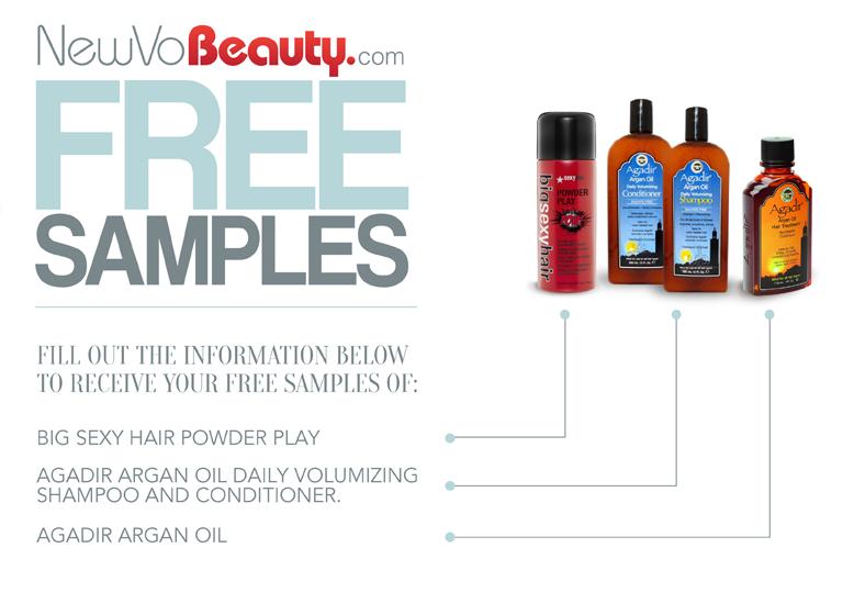 FREE Agadir Argan Oil, Shampoo...
