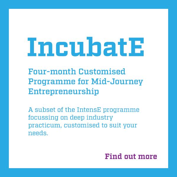 Platform E IncubatE