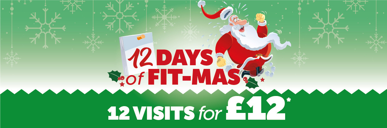 12days of fit-mas 12 days for £12