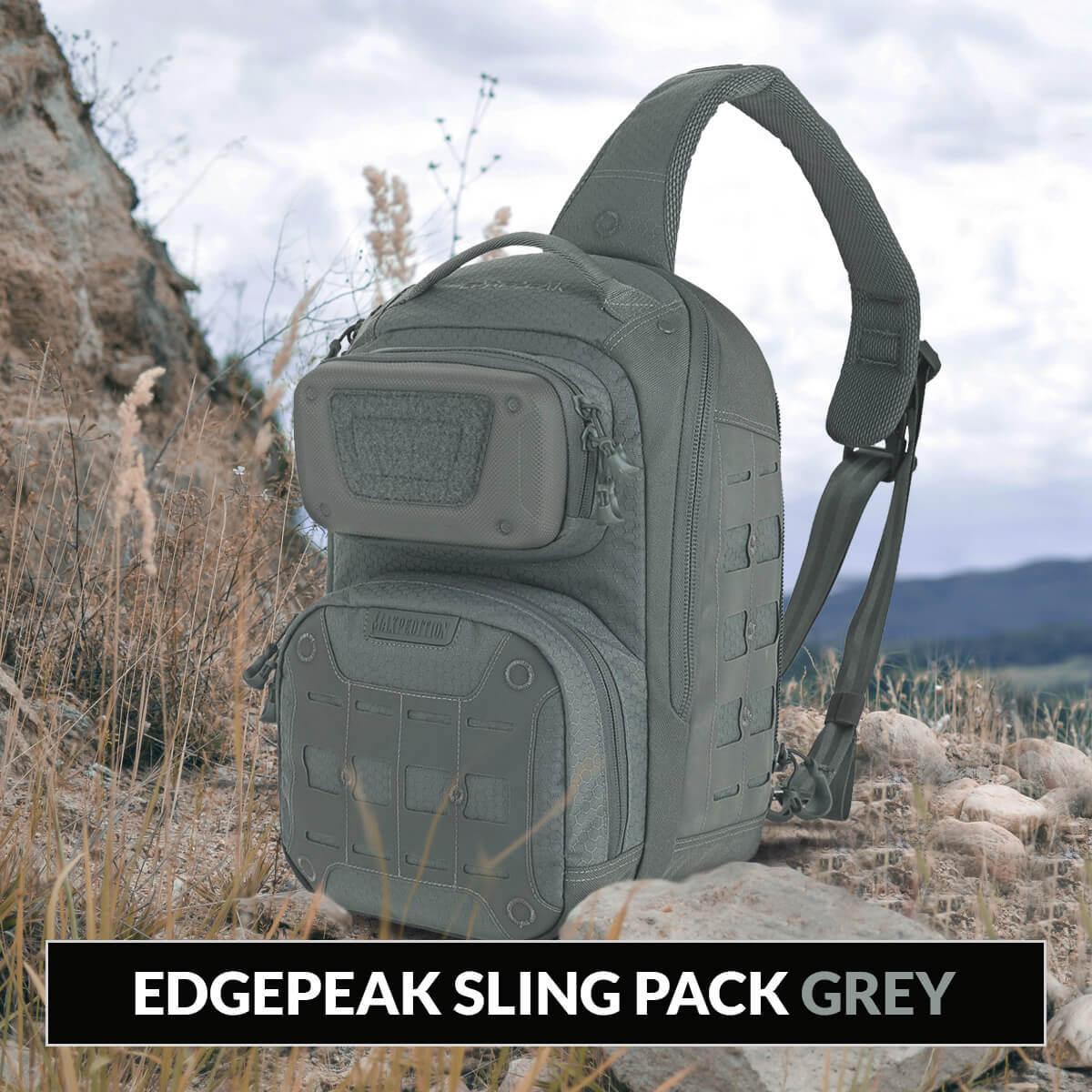 Edgepeak Sling Pack Grey