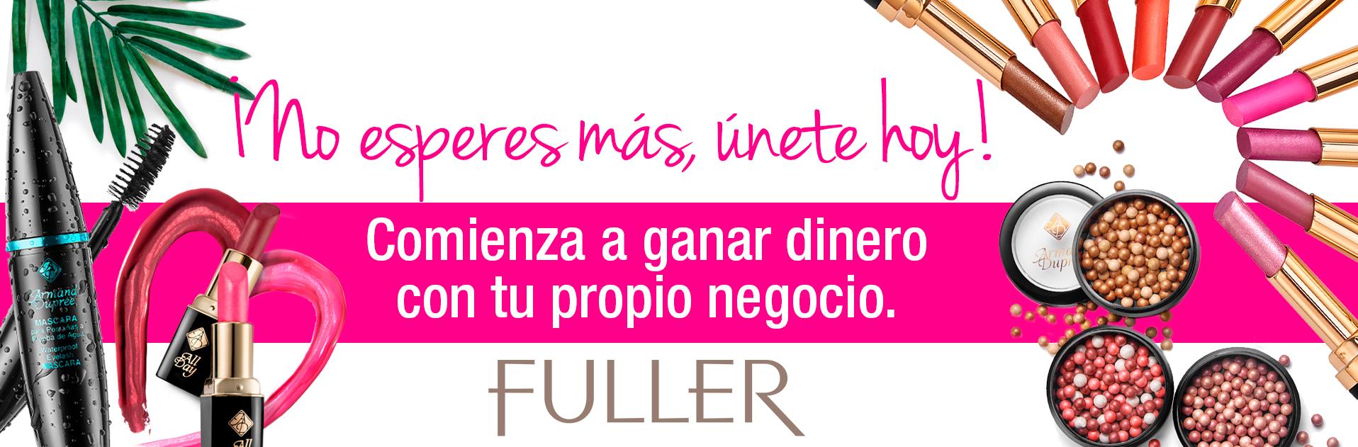 Únete a Fuller