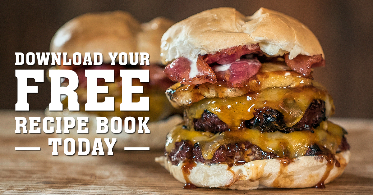 Get your free recipe book today lead image forumfinder Image collections