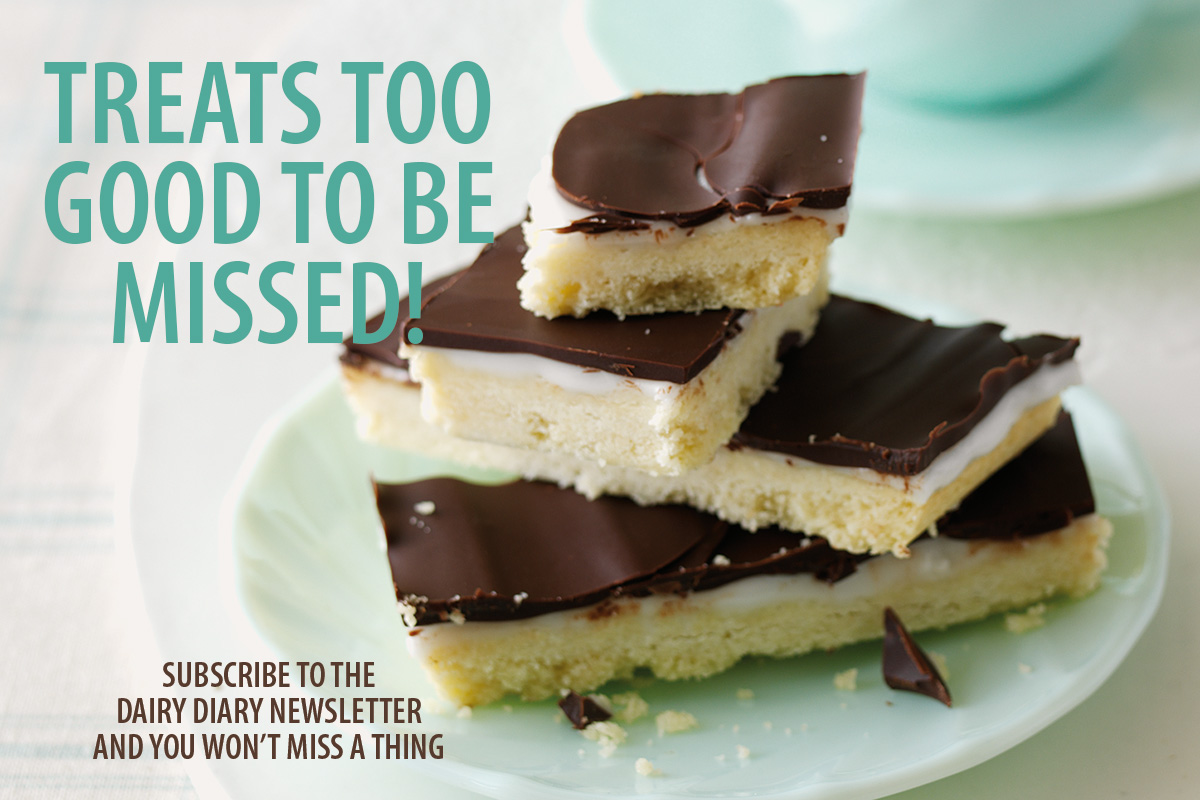 Subscribe to the Dairy Diary Newsletter