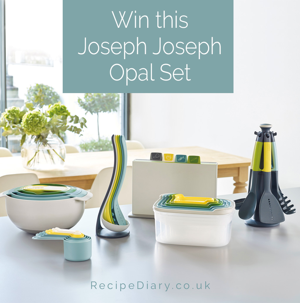 Win a Joseph Joseph Opal set worth £230!