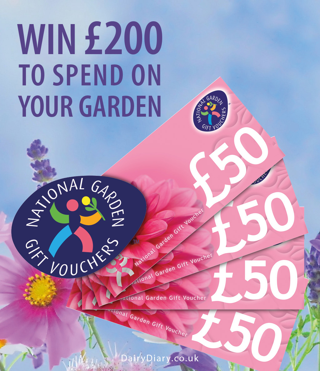 Win £200 to spend in your garden!