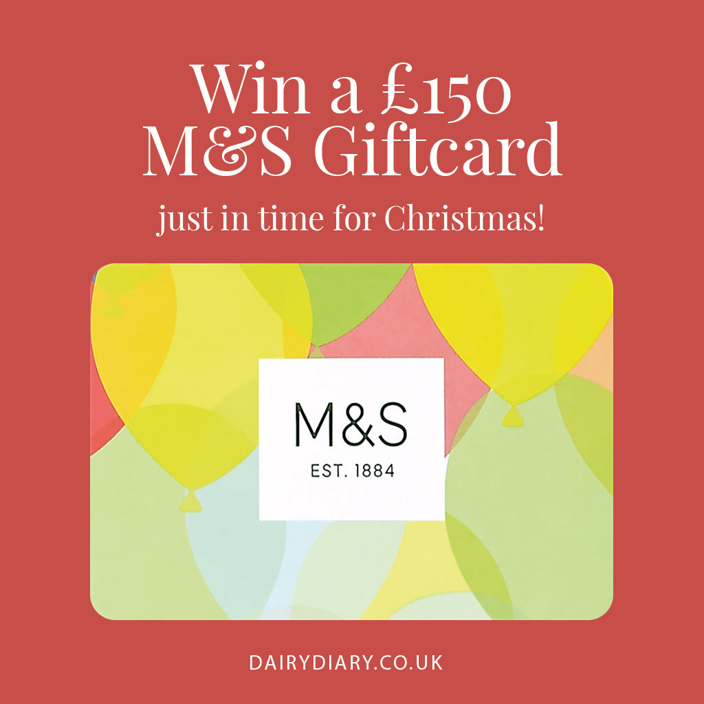 Win a £150 M&S Giftcard
