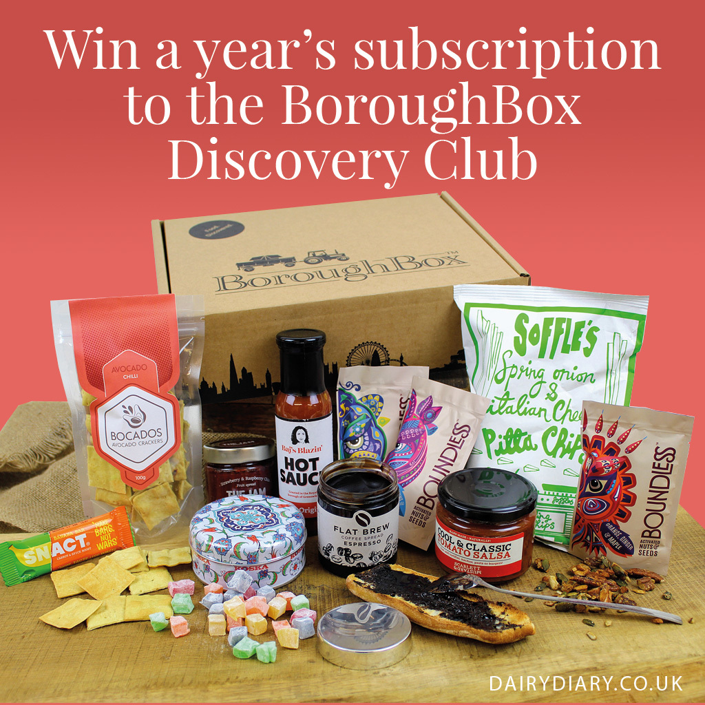 Win a year's BoroughBoc subscription